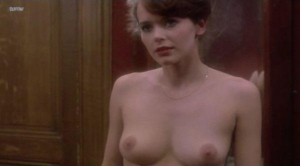 """Sylvia Kristel nue dans """"La marge"""" (1976)"""